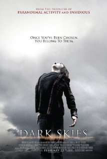 Dark Skies DVD cover