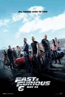 Fast & Furious 6 Cover Art