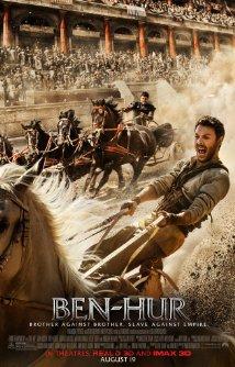 Ben-Hur 2016 poster