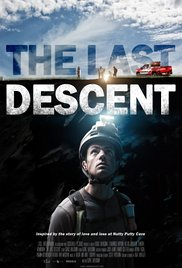 The Last Descent poster