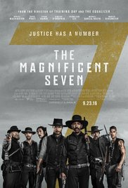 The Magnificent 7 poster