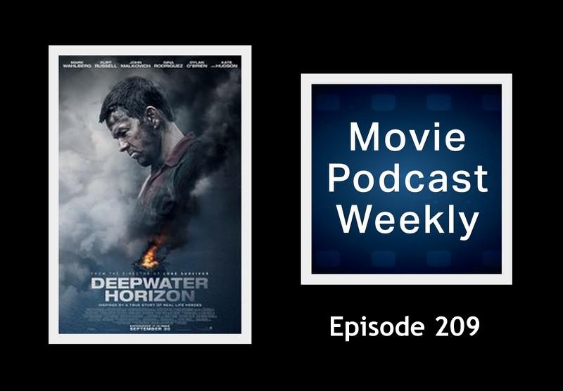 Weekly movie ratings