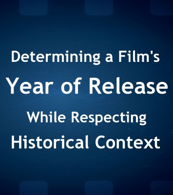 Movie Release Year