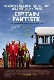 Captain Fantastic poster