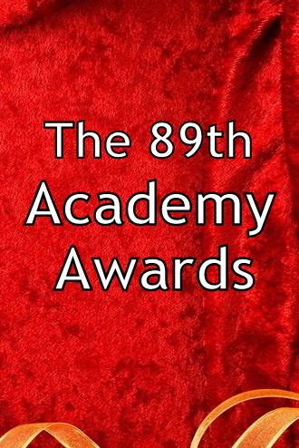 The 89th Academy Awards MPW review poster