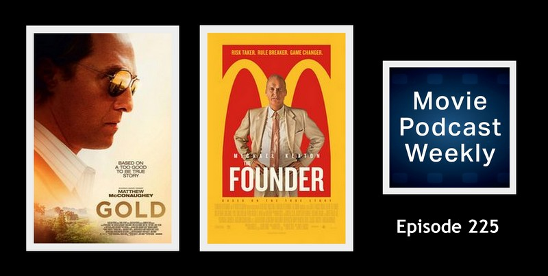 Episode 225 - Gold and The Founder