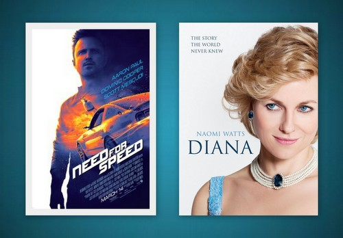 Movie Podcast Weekly Ep 077 Need For Speed 2014 And Diana 2014