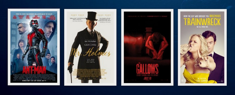 Movie Podcast Weekly Ep  147: Ant-Man (2015) and Mr  Holmes (2015