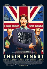 Their Finest 2017 poster