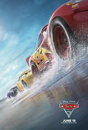 Cars 3 - 2017 poster