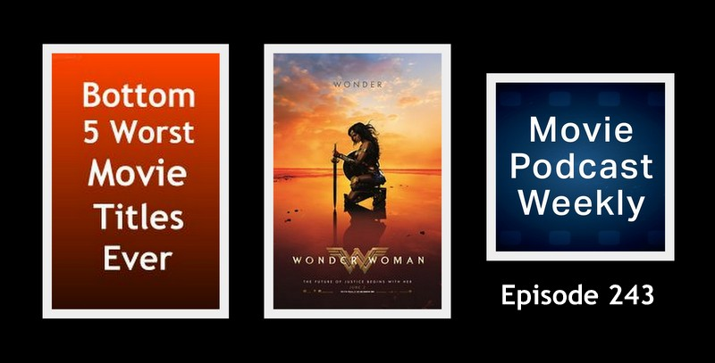 Episode 243 - Wonder Woman