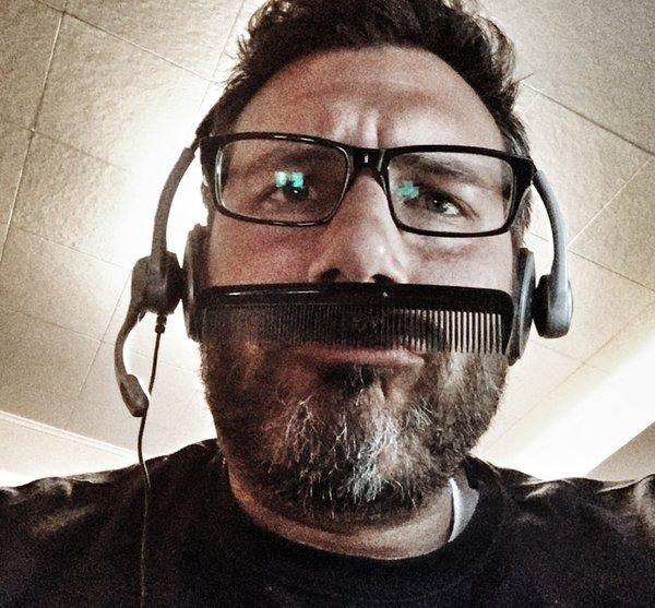 William Rowan Jr. podcasting