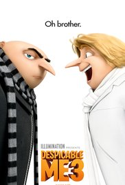 Despicable Me 3 - 2017 poster