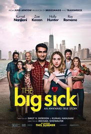 The Big Sick 2017 poster