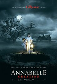 Annabelle: Creation 2017 poster