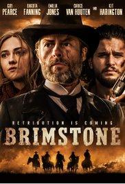Brimstone 2017 poster
