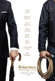 Kingsman: Golden Circle 2017 poster
