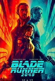 Blade Runner 2049 - 2017 poster