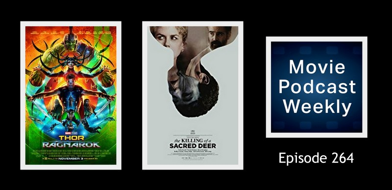 Episode 264 - The Killing of a Sacred Deer 2017
