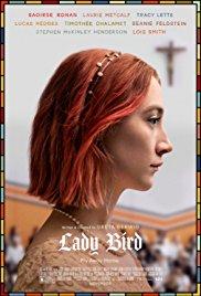 Lady Bird 2017 poster