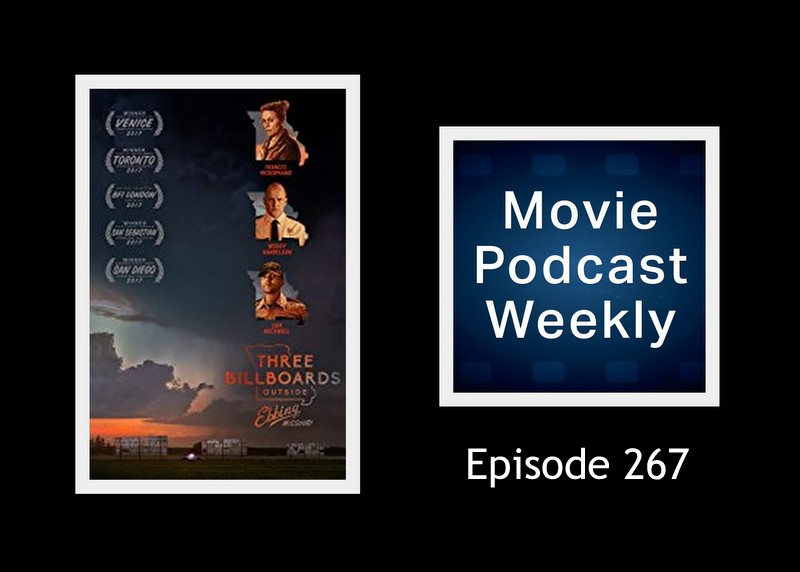 Episode 267 - 3 Billboards