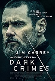 Dark Crimes 2018 poster