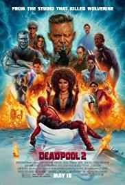 Deadpool 2 - 2018 poster
