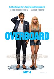 Overboard 2018 poster