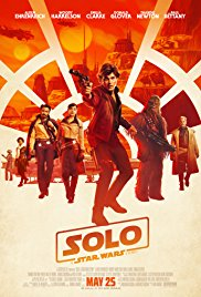 Solo: A Star Wars Story 2018 poster