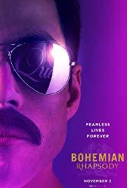 Bohemian Rhapsody 2018 poster